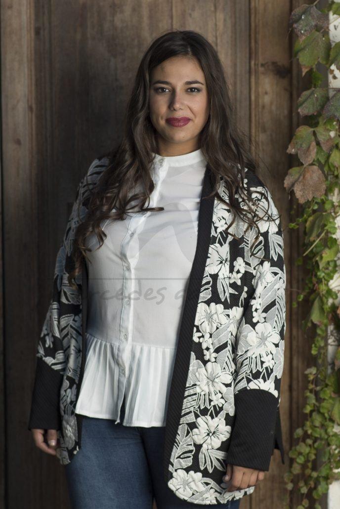 Ropa De Mujer Tallas Especiales Para Otono Invierno Mercedes Garcia